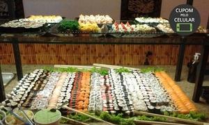 Sushi Gami: Sushi Gami – Santa Amélia: 2 ou 4 temakis + 1 ou 2 long necks