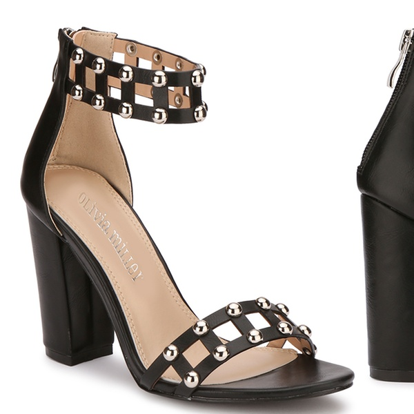 71a8b75bfd Up To 71% Off on Olivia Miller Women's Sandals   Groupon Goods