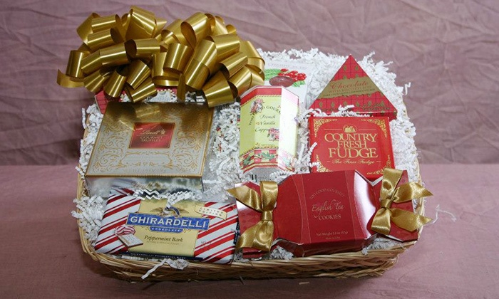 Fruit Basket King - Caldwell: Fruit and Gourmet Gift Baskets at Fruit Basket King (50% Off). Two Options Available.