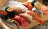Up to 35% Off Food and Drinks at Memories of Japan