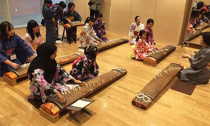 篠の会 お箏(お琴)教室 神奈川...