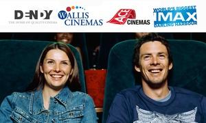 $15 Australian Movie Voucher