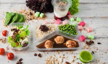Catering dietetyczny: do 30 dni