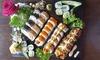 Kyodai Sushi Restaurant - Hamburg: Kyodai Special Sushi Platte mit Miso Suppe für zwei oder vier Personen imKyodai Sushi Restaurant (bis zu 62% sparen*)