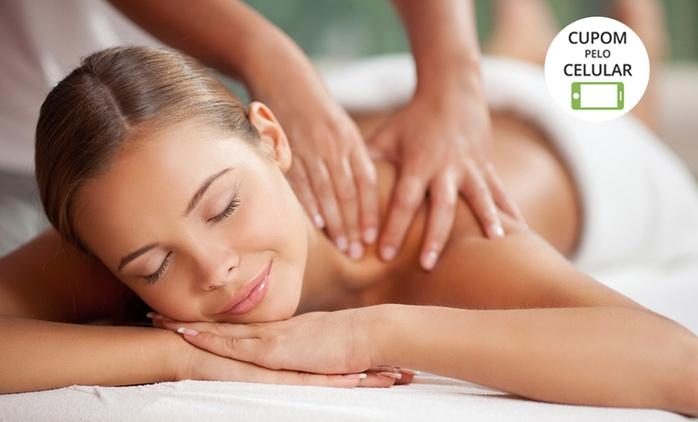 Maison Simone – Setor Sudoeste: 1, 2 ou 3 meses de drenagem + massagem relaxante ou modeladora