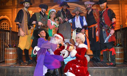 image for Pirates Dinner Adventure for One Adult or Child (Up to 48% Off)