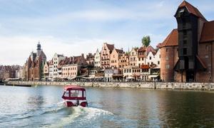 noclegi Gdańsk Gdańsk: pokój double lub twin dla 2 osób ze śniadaniami lub wyżywieniem HB w Qubus Hotel Gdańsk 4*