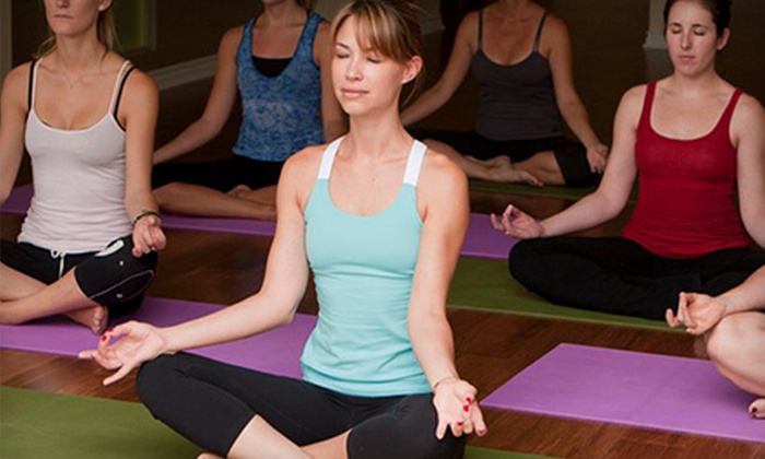 Yoga Vista - Westchester: $49 for One Month of Unlimited Yoga Classes at Yoga Vista ($159 Value)