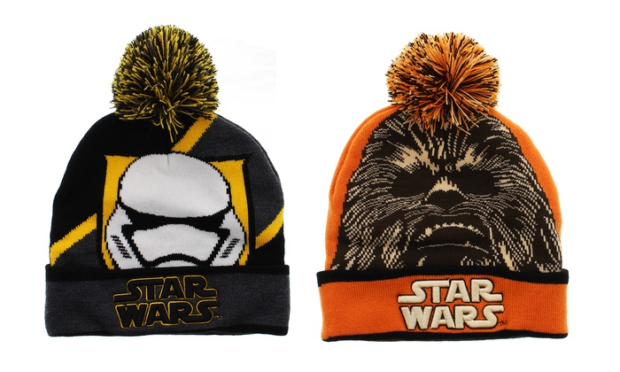 6c6a631792b Up To 50% Off on Star Wars Pom Beanie (2-Pack)