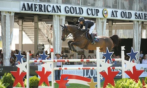 American Gold Cup 2016: American Gold Cup Equestrian Show Jumping Event on September 17 or 18
