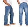 Unlimited Patience Men's Straight Fit Denim Jeans (Size 32)