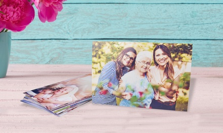 Classic Fuji Film Lab Style Photo Prints: 100 (from $6) or 200 (from $12) (Don't Pay up to $96)