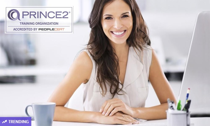 Accredited PRINCE2 Online Course + App | Groupon Goods