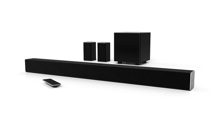 Vizio 38 Smartcast 5 1 Channel Sound Bar Manufacturer Refurbished