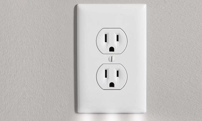 Ecocover Outlet Wall Plate Cover With 3