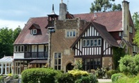 Afternoon Tea for Two with Optional Glass of Prosecco Each at Farnham House Hotel (Up to 51% Off)