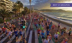 AZUR SPORT ORGANISATION: Inscription au Marathon des Alpes-Maritimes Nice-Cannes pour 1, 2 ou 6 personnes dès 59,50€ avec Azur Sport Organisation