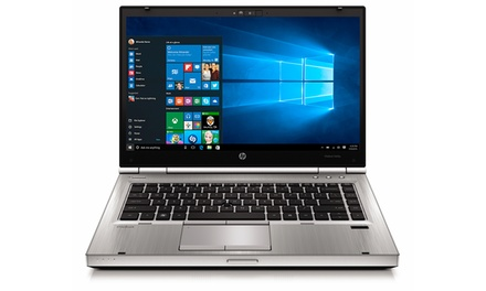 HP Elitebook 8460P Core i5 reconditionné, avec Windows 10 Home Premium 64Bit, dès 249€, livraison offerte