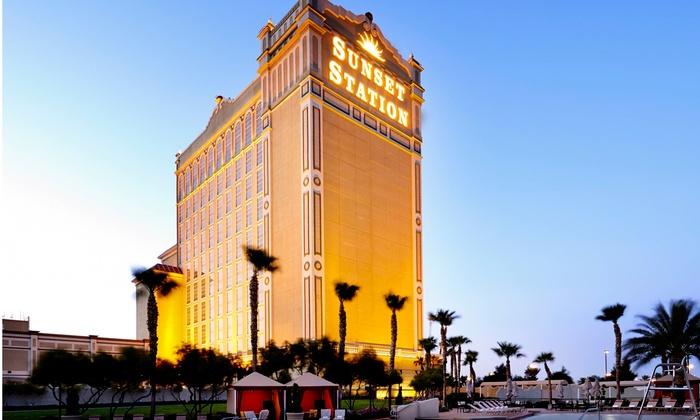 Newly Renovated Casino Resort near Las Vegas Strip