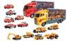 Camion transporteur de véhicules