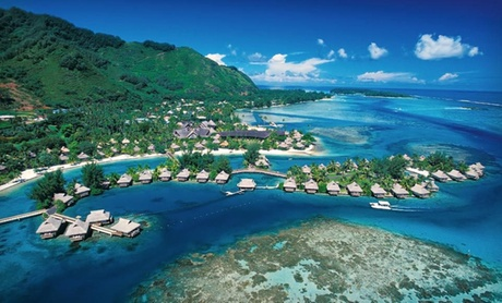 Tahiti Vacation with Airfare and Island Tours