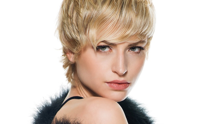 TONI&GUY Hairdressing Academy - Manteca: Haircut and Style with Full Color or Highlights at TONI&GUY Hairdressing Academy (Up to 32% Off)