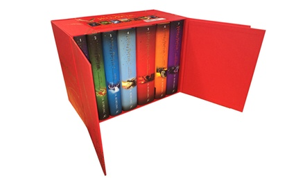 Harry Potter SevenBook Box Set for £79.98 With Free Delivery
