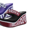 Volatile College and Pro Women's Wedge Thong Sandals