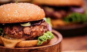 Delmonico Cut Steakhouse: Soczysty burger (od 22,99 zł) z porcją frytek (od 29,99 zł) w Delmonico Cut Steakhouse w Gdańsku (do -41%)