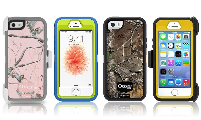 OtterBox Defender Case for iPhone 5 5s SE  2607c5611da4