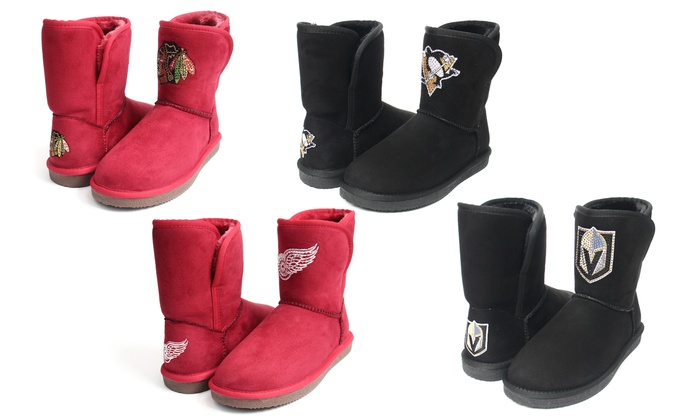 6b0e9470394 Up To 30% Off on Cuce Shoes Women s NHL Boots