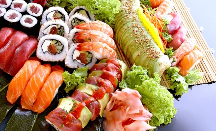 $15 for $30 Worth of Sushi and Japanese Food for Two at Oishi Sushi