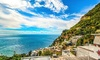 Treno alta velocità + notti: Ischia, Ponza e Costiera Amalfitana