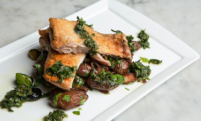 Cibo Trattoria - Downtown Vancouver: C$17 for C$27 Worth of Italian Breakfast, Brunch, or Lunch Cuisine for Two or More People at Cibo Trattoria