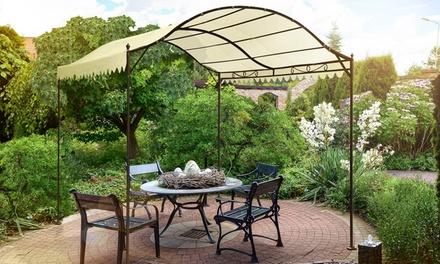 gazebo a cupola da giardino groupon