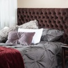 Tufted Upholstered Headboard for Full/Queen Beds