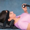 Saunders Cervical Traction Device with Chiropractic Headrest