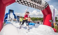 Entry to Gung-Ho! Inflatable Obstacle Run for One, Five Locations Available (Up to 27% Off*)
