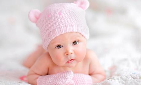 Sesión de fotos en estudio de embarazo, comunión o bebé desde 24,95 €