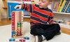Melissa & Doug Stack and Count Car Play Set: Melissa & Doug Stack and Count Parking Garage Play Set