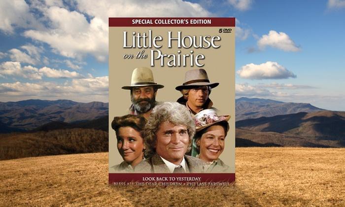 Little House on the Prairie Set | Groupon Goods