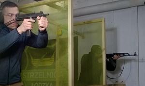 Strzelnica Łódzka: Wejście na strzelnicę (od 129,99 zł) lub szkolenie rozszerzone (od 299 zł) na Strzelnicy Łódzkiej