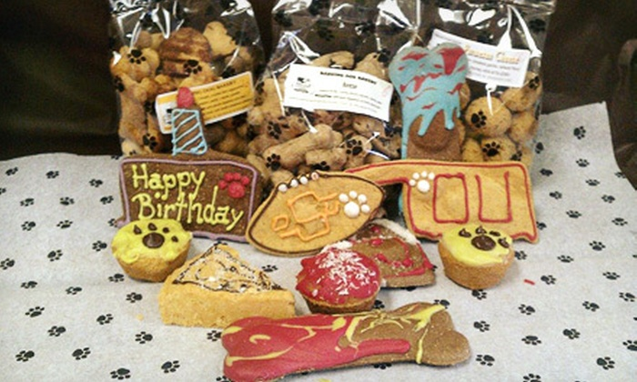 Barking Dog Bakery - Central Oklahoma City: $5 for $10 Worth of Baked Pet Treats at Barking Dog Bakery