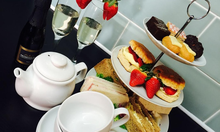 Runway 26 - Runway 26: Afternoon Tea with Optional Prosecco for Two or Four at Runway 26 (Up to 40% Off*)