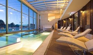 Riviera Golf Resort Spa: Riviera Golf Resort Spa: Spa di coppia con piscina, idromassaggio, sauna, bagno turco e massaggio (sconto fino a 51%)