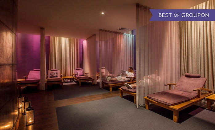 Half-Day Spa Package with Five Treatments and an Afternoon Tea at Knightsbrook Hotel Spa and Golf Resort