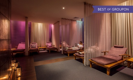 Spa Package with Five Treatments and an Afternoon Tea at Knightsbrook Hotel Spa and Golf Resort
