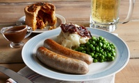 Up to £60 Towards Food and Drink for Up to Four at Strafford Arms Bar and Restaurant
