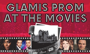Glamis Prom 2016: Standard or Grandstand Entry for One, Two or Four to the Glamis Prom, Glamis Castle, 16 July