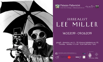 Open - Surrealist Lee Miller Bologna
